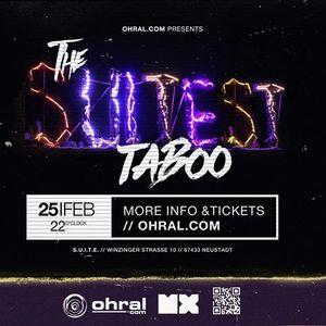 EERAJ - THE SUITEST TABOO @ SUITE NEUSTADT - 25.02.17
