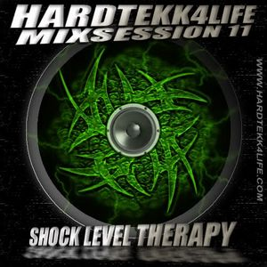 beatCirCus - hardtekk4life Mixsession 11 - shock level therapy
