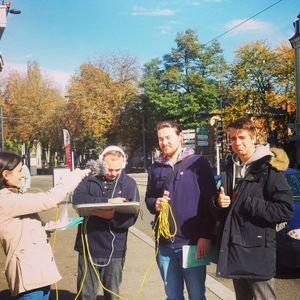 La journée de la participation citoyenne Mulhouse C'est Vous! Live sur les rues de Mulhouse