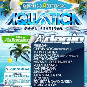 David Garro & Edu Beat@Aquatica (Ciudad Real) 04-09-2011