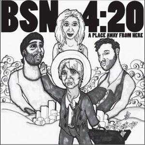 BSN [4:20] LIVE @ I SKANK'D ME VALENTINE , WAGON & HORSES 2011