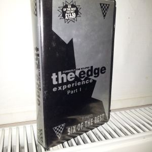 Grooverider The Edge Experience Pt 1 Six of the Best 92/93