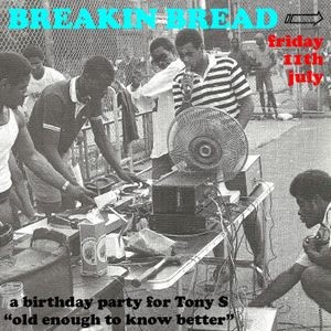 SUMMER PARTY GROOVES - Tony S - Old Enough To Know Better Mix