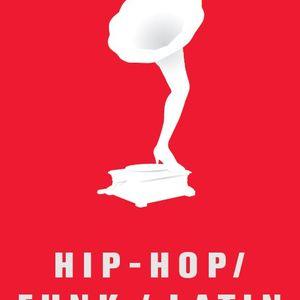Houdini's Feb 2011 Fia mix - hiphop/funk/latin/dub