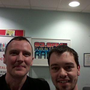Jim McHugh Interview with Keith McLoughlin South Dublin FM