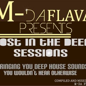 Lost in the deep sessions #Part_15 (mixed by M-da Flava)