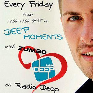 zumb0 - Deep Moments - Radio Deep - 13.02.2015