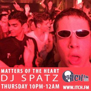 DJ SPATZ - Matters of the Heart - 02