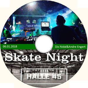 Skate Night Mainz Halle 45