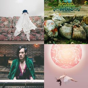 WYCE new music additions March 18, 2015