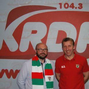 Zielono Biało Czerwoni - MKS Ciechanów - 10.05.2017 KRDP FM
