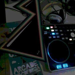 Arcade Discoforgia - Mixtape (March 2010)