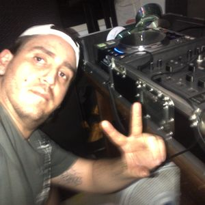 DJ FRANK TENERIFE IN A WARE HOUSE RAVE OLD SCHOOL SESSIONNN