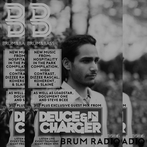 Deuce & Charger GUEST MIX on the Brum & Bass show with Danny de Reybekill (27/07/2017)