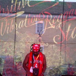 Suppa Natty Exit 2012 Reggae Mix (Positive Vibration Stage)