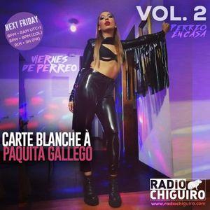 Carte Blanche à Paquita Gallego VOL. 2