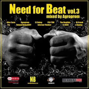 Need for Beat mixed by Agroprom vol. 3