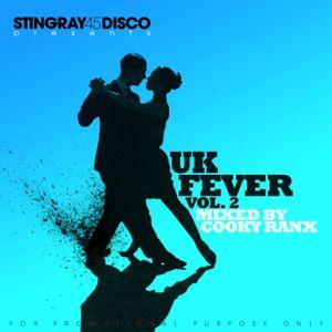 Stingray Disco - Uk Fever Vol. 2