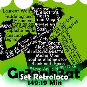 Megamix Retroloco Greenbeat