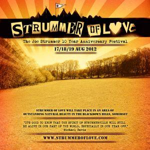 Frank Turner - Strummer of Love Playlist