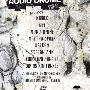 Stefan ZMK @ AudioDrome - Berlin 2012 [dark mental breaks core]