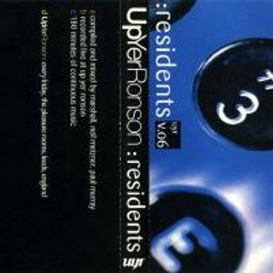 Marshall - BOXED96 Live @ UpYerRonson Vol #6 Residents