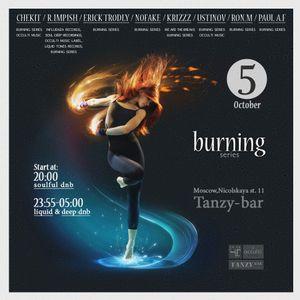Impish - Burning Series 5 October Mix-Tape