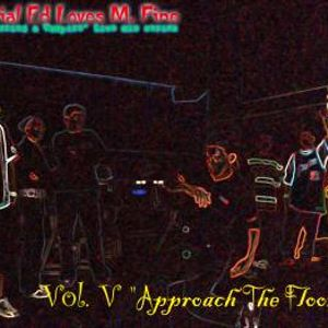 DjSpecial Ed I married a Vampire Live Mix xeries vol5 - Approach the Floor