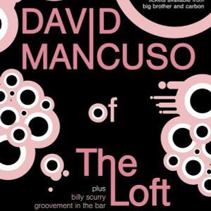 David Mancuso Live - 2005-00 Shibuya FM Japan