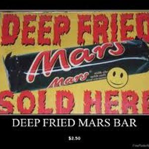 Tyrone's Deep Fried Mars Bar