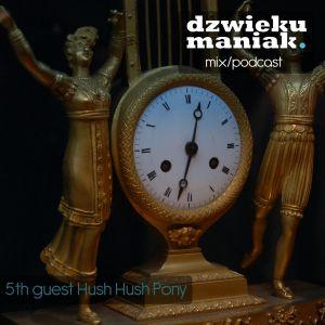 5th guest Hush Hush Pony (dzwiekumaniak.pl guest mix/podcast)