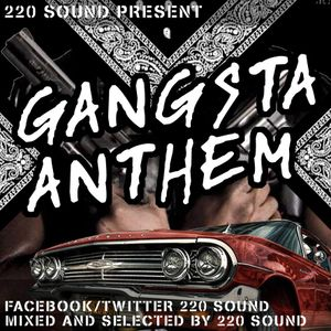 220 Sound (Steba Rudedogg) - Gangsta Anthem (2013 Mix CD)