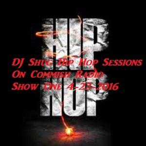 DJ Shug Hip Hop Sessions Vol 1