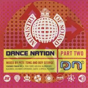 MINISTRY OF SOUND DANCE NATION 2 BOY GEORGE MIX