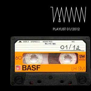Vitor Zanini mixtape / Jan 2012