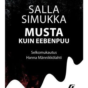 Musta kuin eebenpuu (A novel in easy Finnish, chapters 1-4)