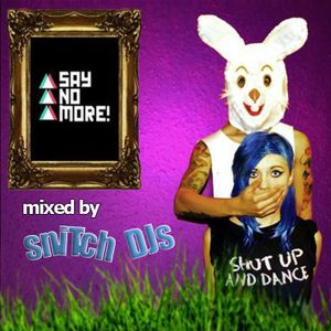 Say No More mixed by Snitch DJs