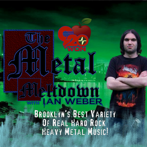 The Metal Meltdown with Ian Weber (Show from 7/29/18)