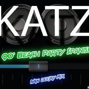 90's Beach Party Spanish (Vallarta Mix)