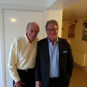 John Hannam Meets Jim Davidson