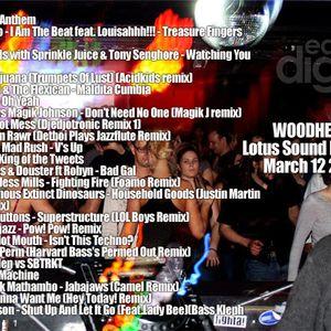Woodhead @ SiGNAL Lotus Sound Lounge March 12 2011