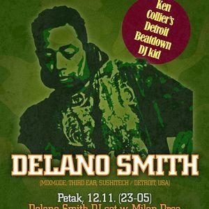 Delano Smith @ The Wash pt.3 (12112010)