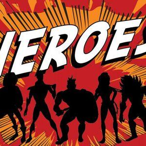 Heroes: Blind Bartimaeus: Why? - Audio