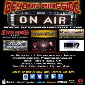 Beyond Ringside Radio - January 8, 2017