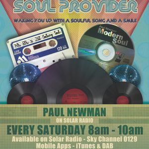 Saturday Soul Provider 18-3-17 ft. Quincy Jones dream concert with Paul Newman, Solar Radio