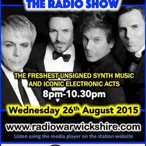 RW039 THE JOHNNY NORMAL RADIO SHOW - 26 AUGUST 2015 - RADIO WARWICKSHIRE