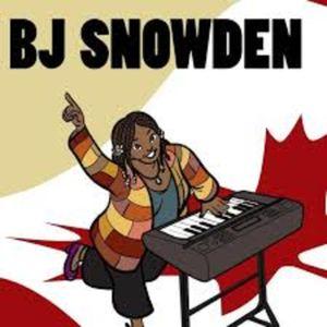 Tony Jones Show 3/10 (B.J Snowden)