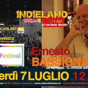 Indieland @Ernesto Bassignano #GrandeBAX + ViteCulture Festival & Matteo Scarlino #RomaToday