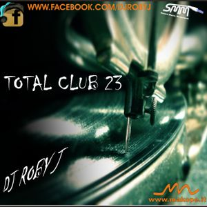 DJ ROBY J - TOTAL CLUB 23