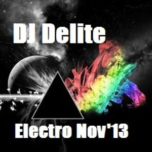 DJ Delite - Electro Stomp November 2013